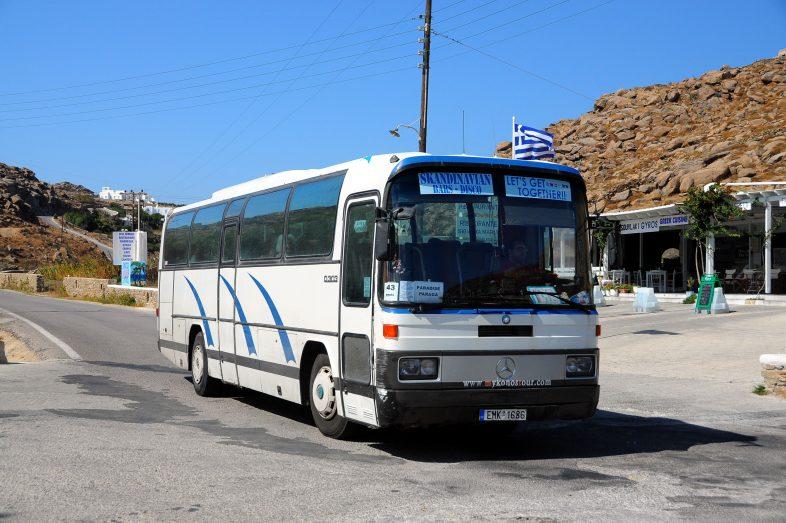 mykonos-otobüs