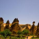 Kapadokya Peribacaları'nın Efsanesi