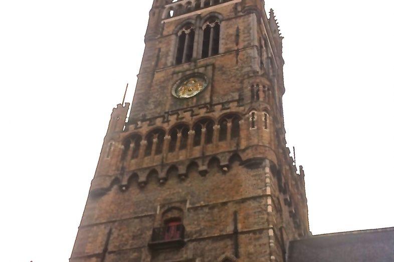 Brugge-Belfry