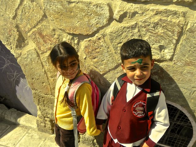 Filistin'li çok şeker kardeşler