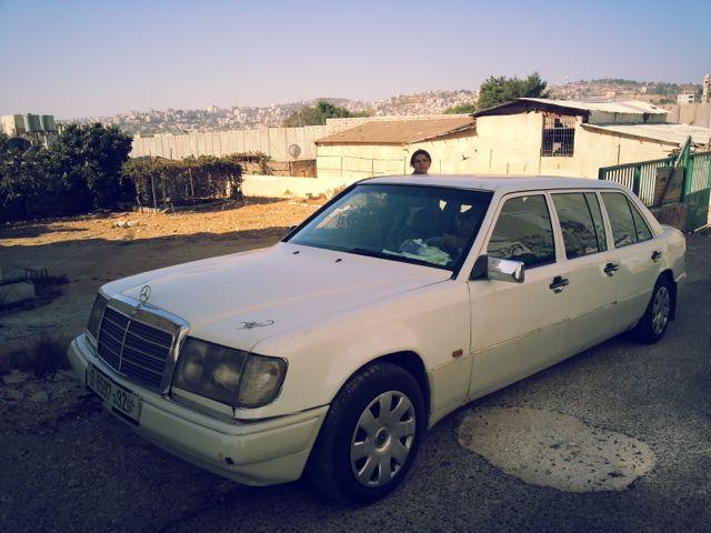 filistin-mercedes-limuzin