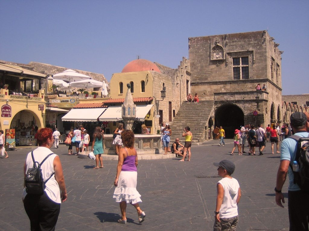 rodos-old-town