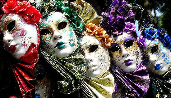 venedik-maske