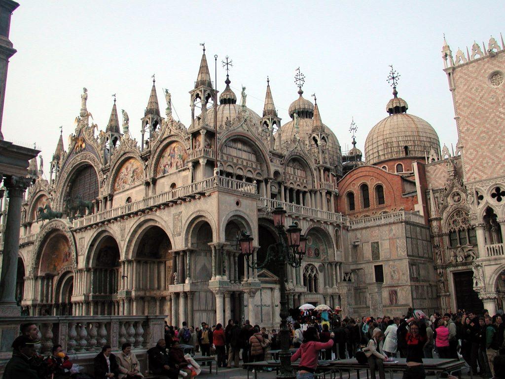 venedik-san-marco-bazilika