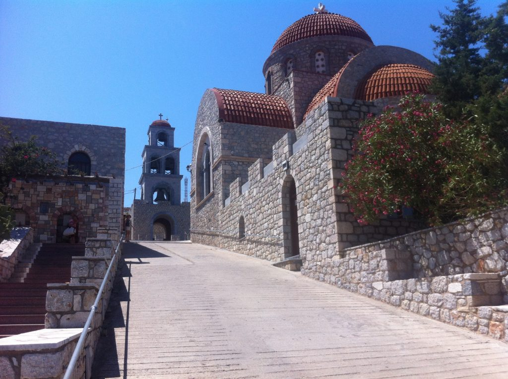 kalymnos-manastır