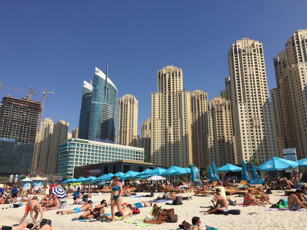 Dubai-JBR-Beach