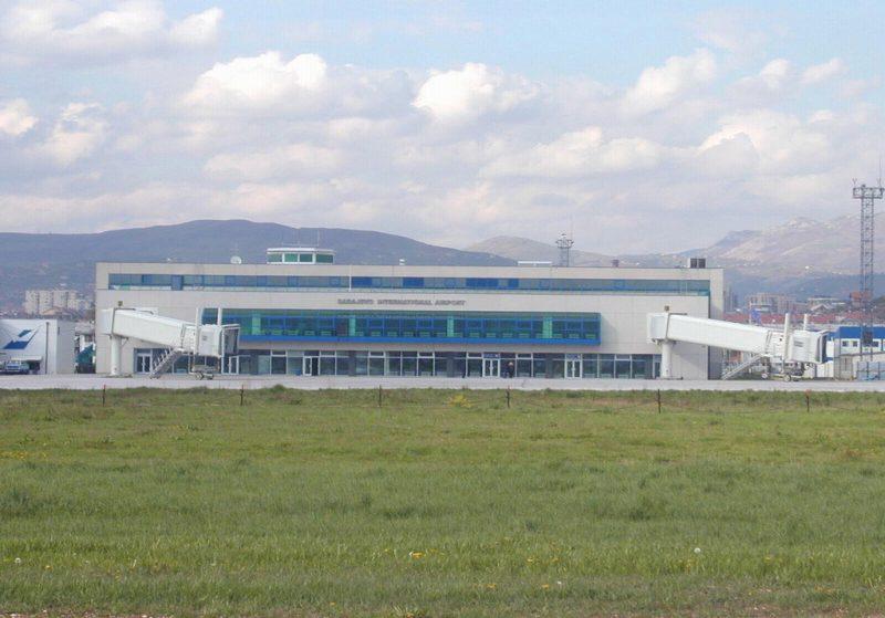 Сайт аэропорта подгорица