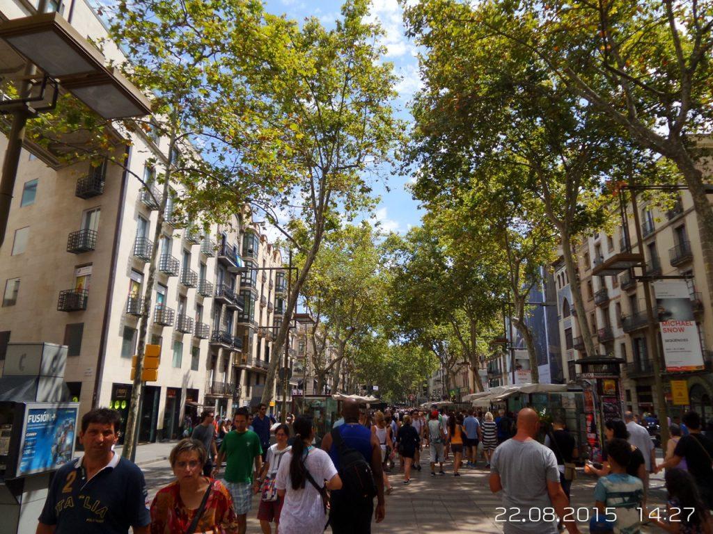 barcelona-gezilecek-yerler-la-rambla