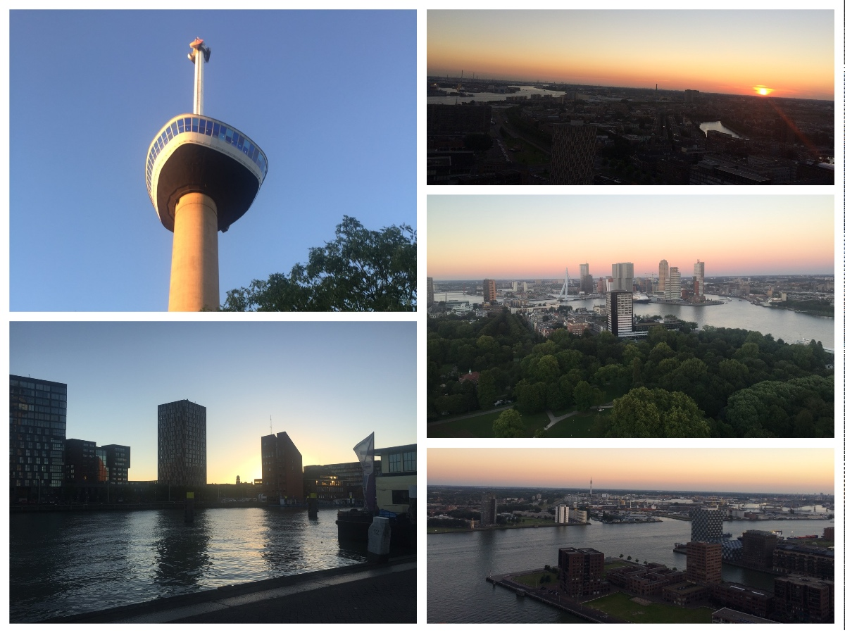 Rotterdam-euromast-kulesi