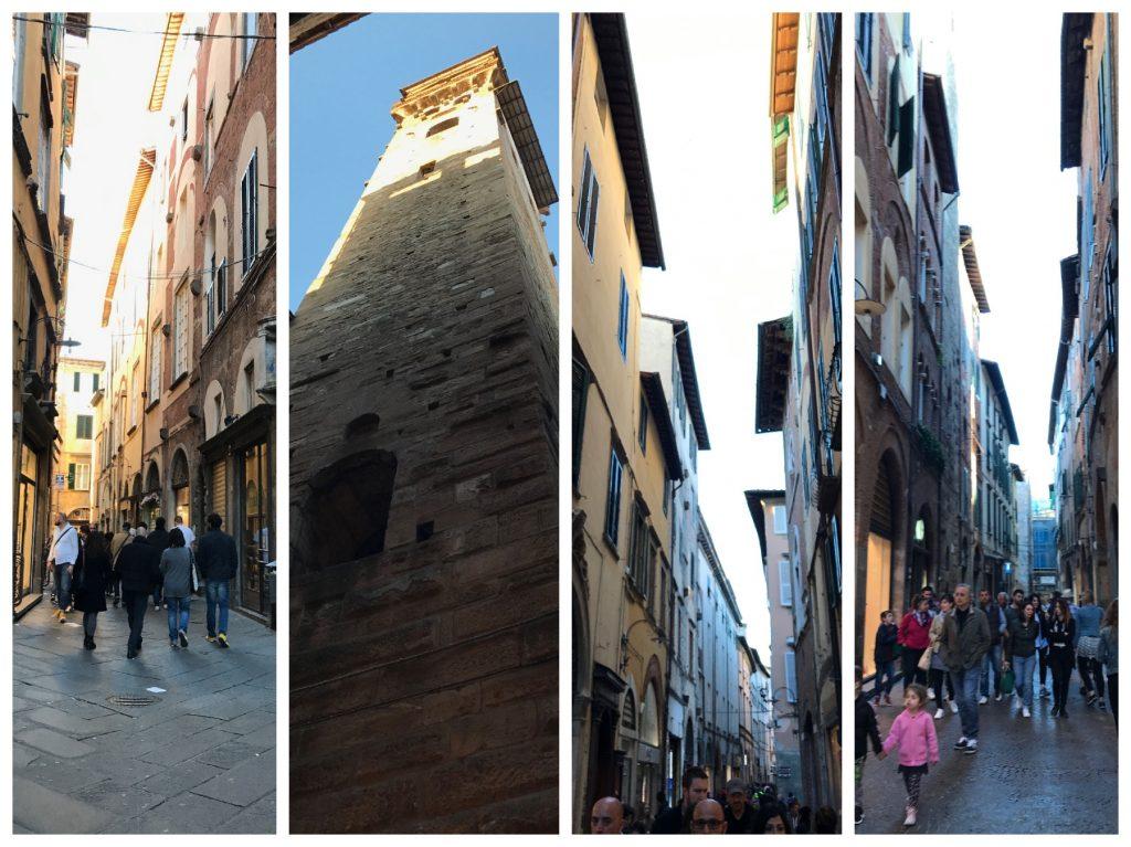 Lucca Sokakları